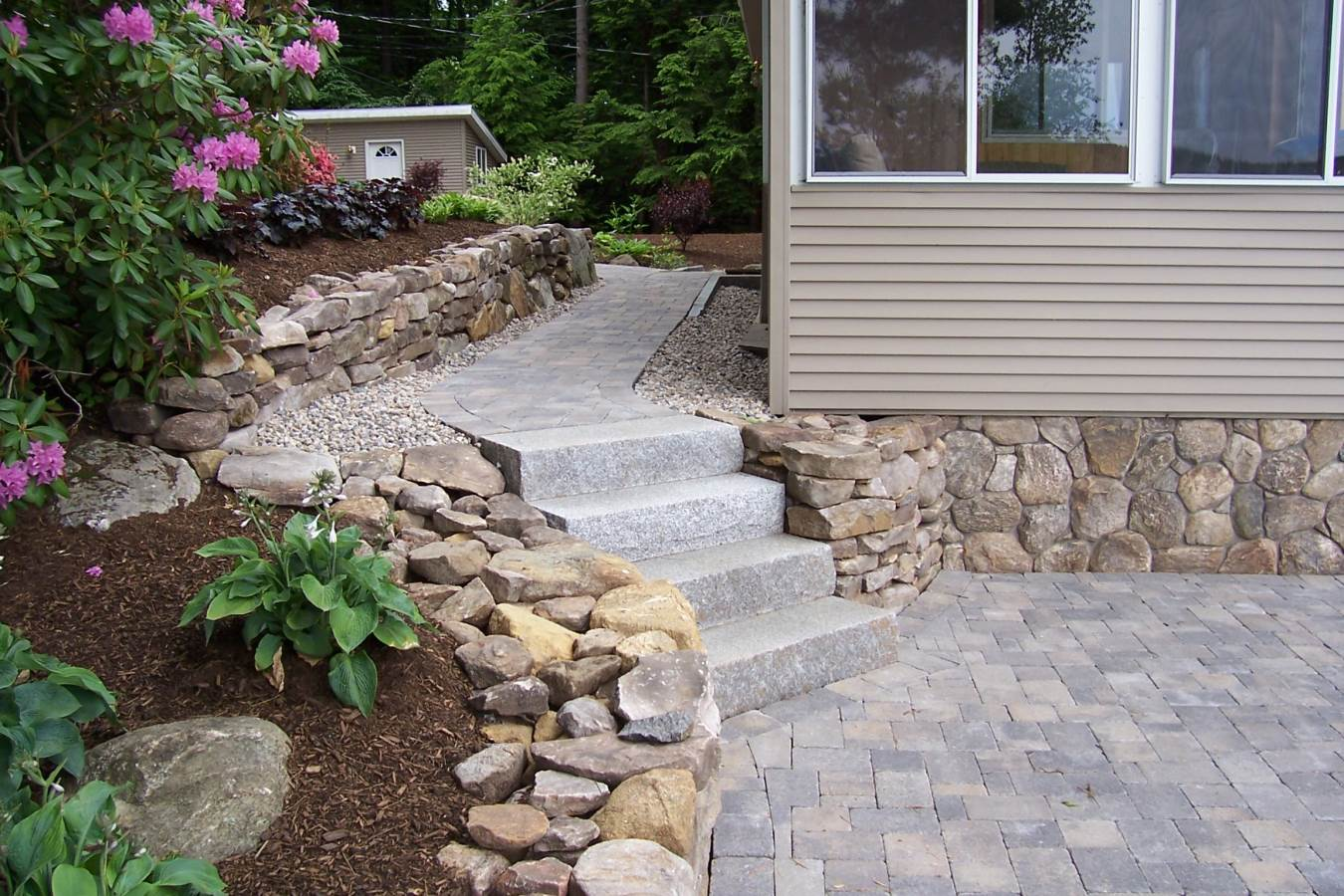 After Granite Steps
